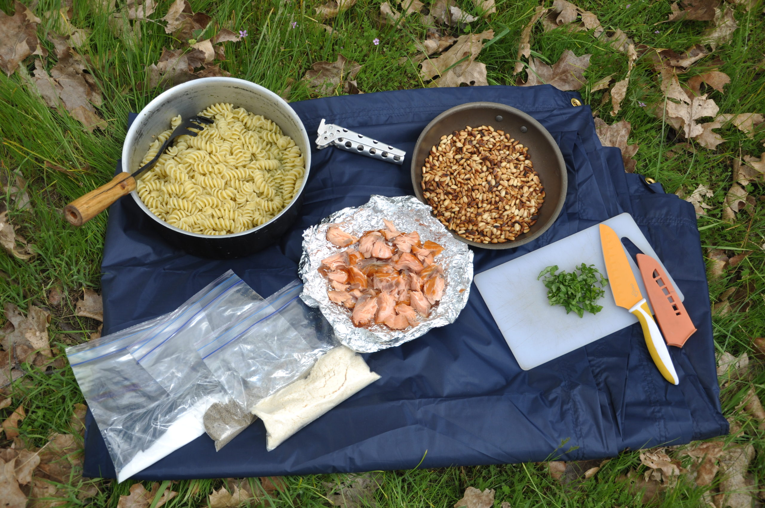 Planning Backpacking Meals