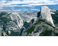 Half Dome and Clouds Rest Backpack