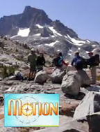 Motion Fan Hike: John Muir Trail