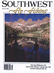 Flyfishing Yosemite National Park by Bill Becher - Winter, 2005